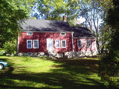 Clarissa Putman House October 2006