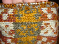 shoulder bind off