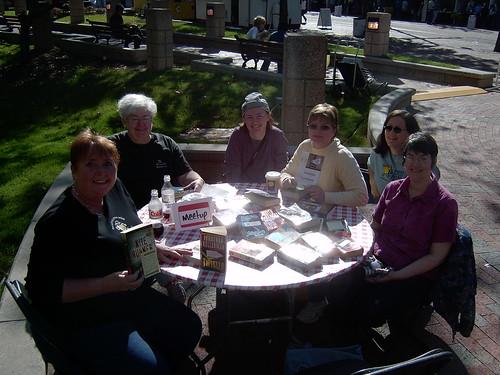 the Memphis Area BookCrossers October Meetup