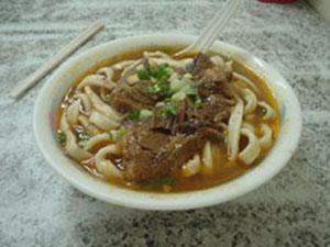 [吃] 老趙刀切麵
