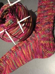 Dimple Sock