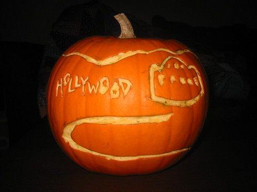 my Los Angeles pumpkin for 2006