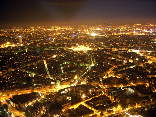 Paris is known as the City of Light.