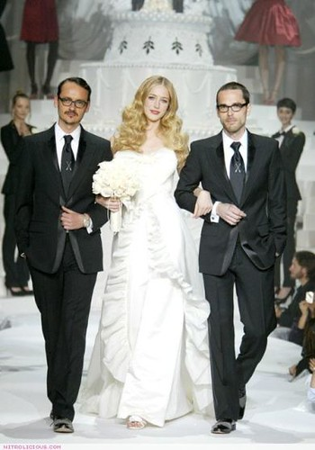 Viktor & Rolf for H&M Fashion Show