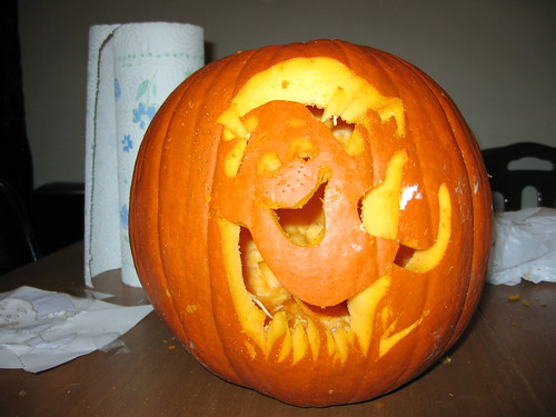 Finished Pumpkin