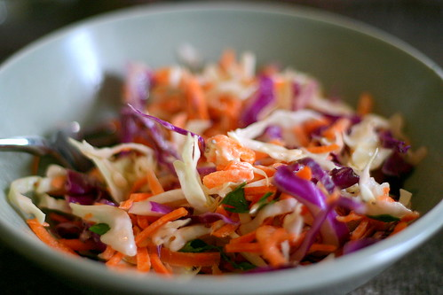coleslaw, bettered