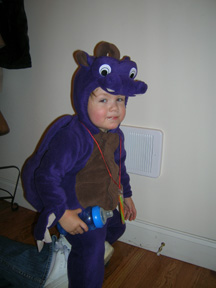 Purple Dragon - Halloween 2006