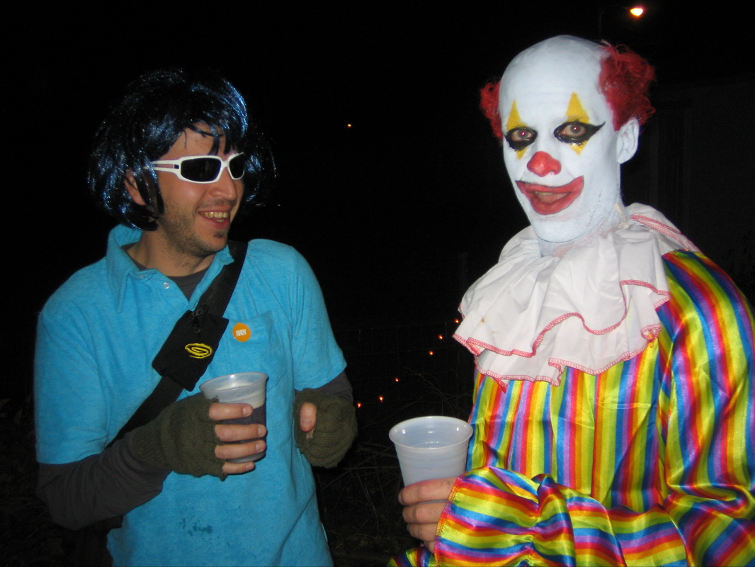 Corson & Sande Halloween 2006