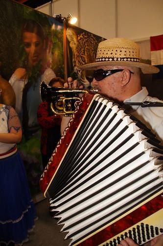 巴拉圭樂手