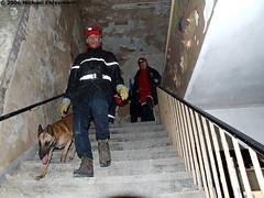 Int. Rettungshundetest 03.11.2006