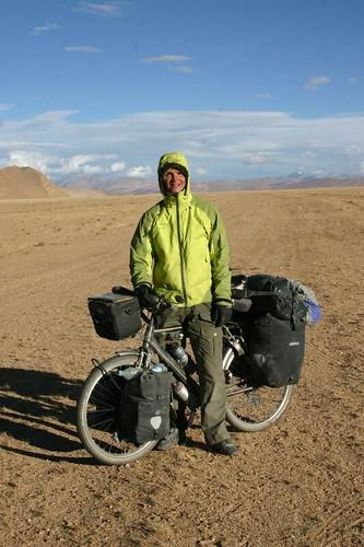 Near Betse, Western Tibet...