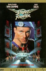 Street fighter movie