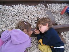 הרכבת לא מתקרבת