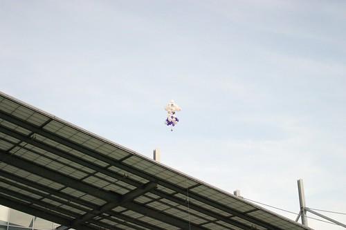 Balloon Aerial Photography