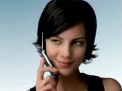 motorola razr v3, motorola hand phone, mobile phone, sexy women, sexy model