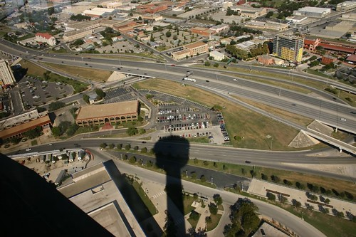 San Antonio - From Tower of the Americas