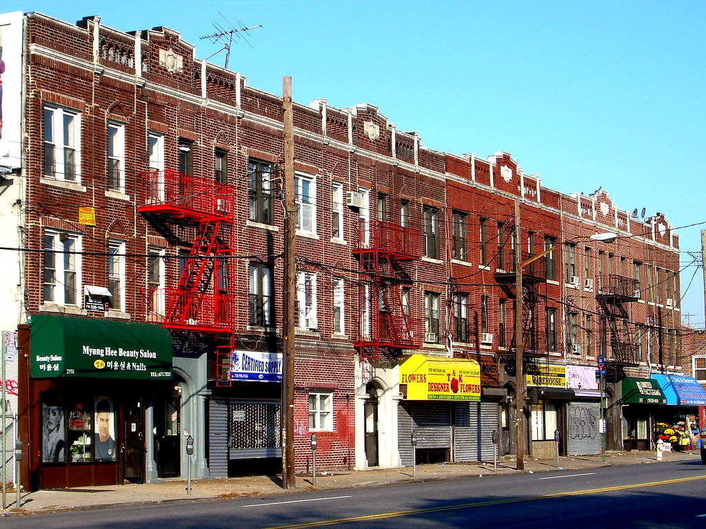 nostrand ave, midwood
