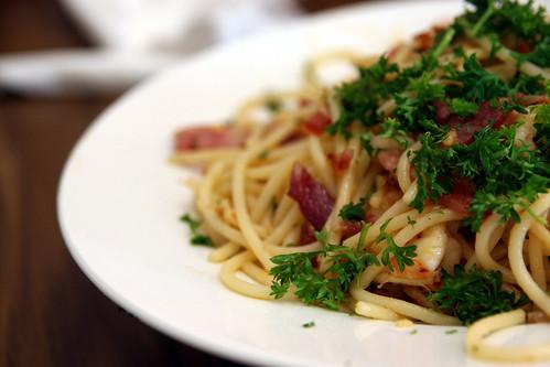 Bar Italia Spaghetti