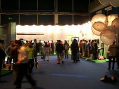 Zona XBOX 360 en el SIMO 2006