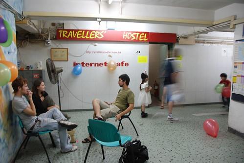 Travellers' Hostel, HK