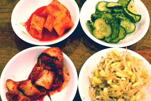 Beverly Soon Tofu - Side Dishes