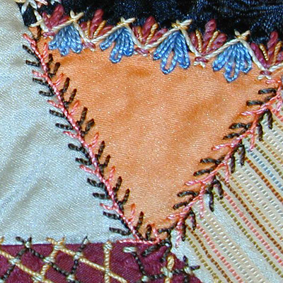 Stitch School Feather Stitch