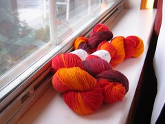 Lorna's Laces Flame