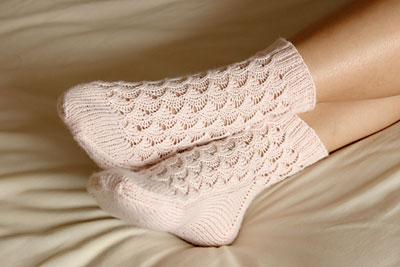 Child's First Socks