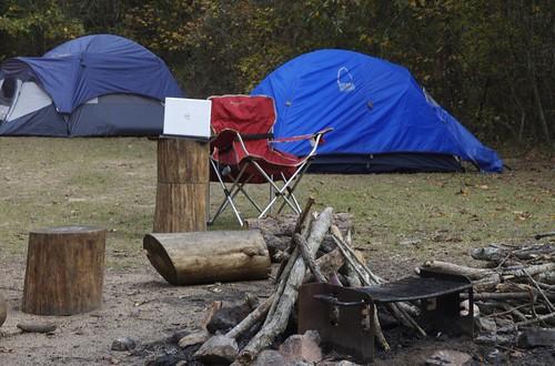 Camping And Computing