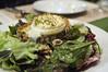 Comme a la Maison, AkasakaCabecon de Rocamadour et Salade,