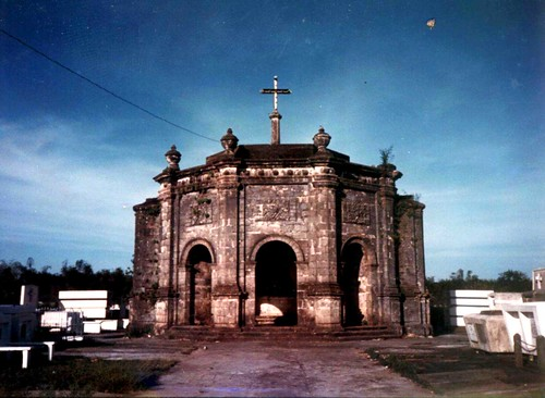 An Unlikely Historic Sanctuary -- The Old Cemeteries Of Iloilo Province