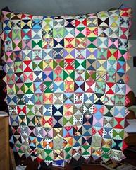 GrannyGran quilt