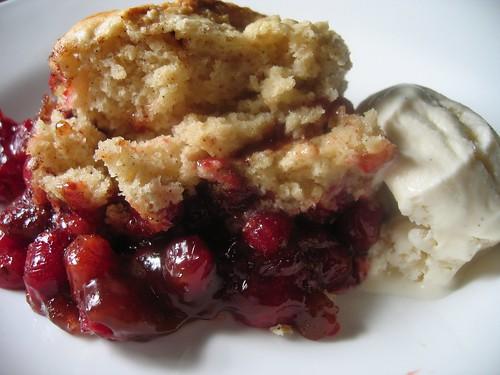 Don't bogart that cranberry cobbler | My husband cooks