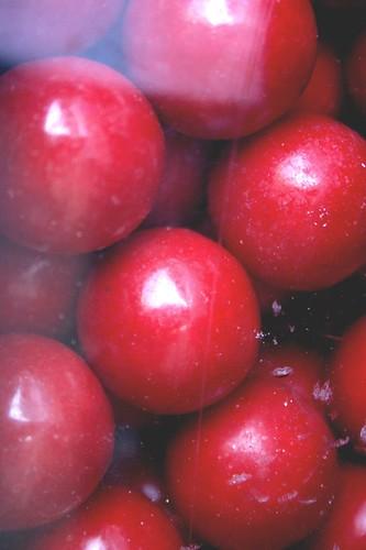 Red Gum Balls