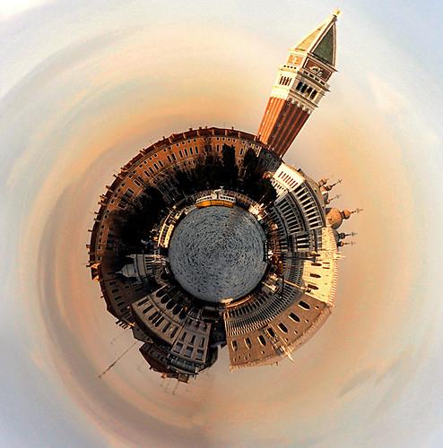 Mini Planet: Piazzeta San Marco Venice