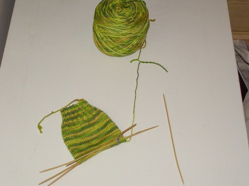 Lemongrass Sock