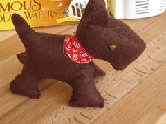 scottie dog stuffie