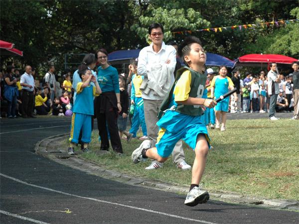 305 Relay Race #8 李亦紘
