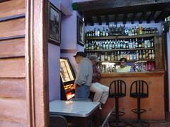 Cantina in San Miguel de Allende