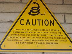 Rattlesnake Area