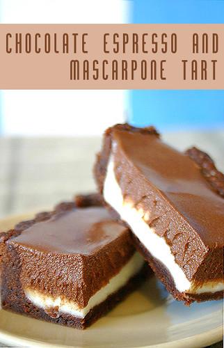 Chocolate And Mascarpone Cheese Cake