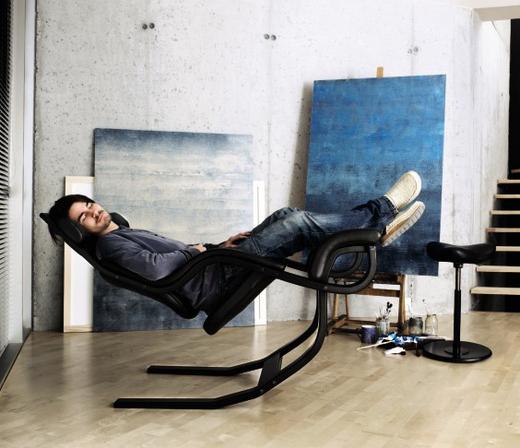 Stokke_Gravity_balance_chair