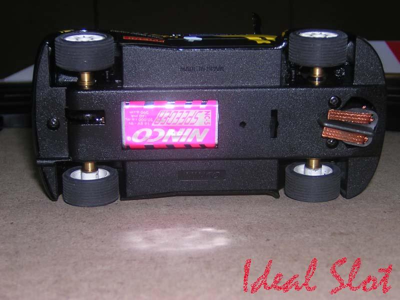 renault clio super 1600 battery ref 50368 ideal slot. Black Bedroom Furniture Sets. Home Design Ideas