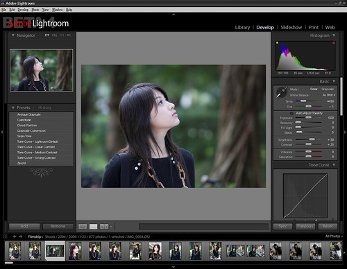 Lightroom Screen 01