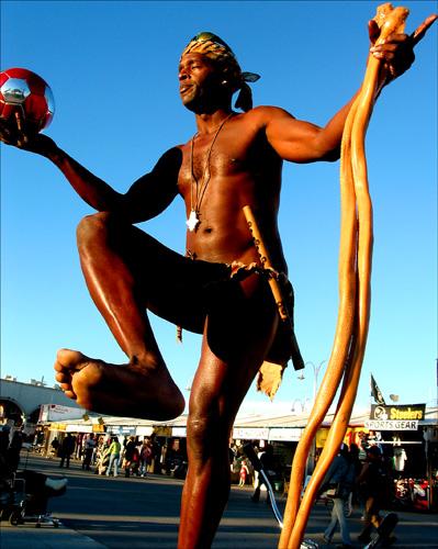 Snake Man of Venice 4