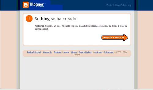Blogger 6