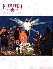 Puro Pedo Magazine, December 2006