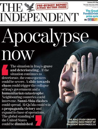 TheIndependent-061207-ApocalypseNow