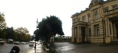 National museum of art, Baku, Azerbaijan