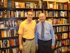 Charles Ridgway at Barnes & Noble, Winston-Salem, NC 6/5/2007